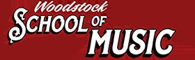 Woodstock School of Music Logo